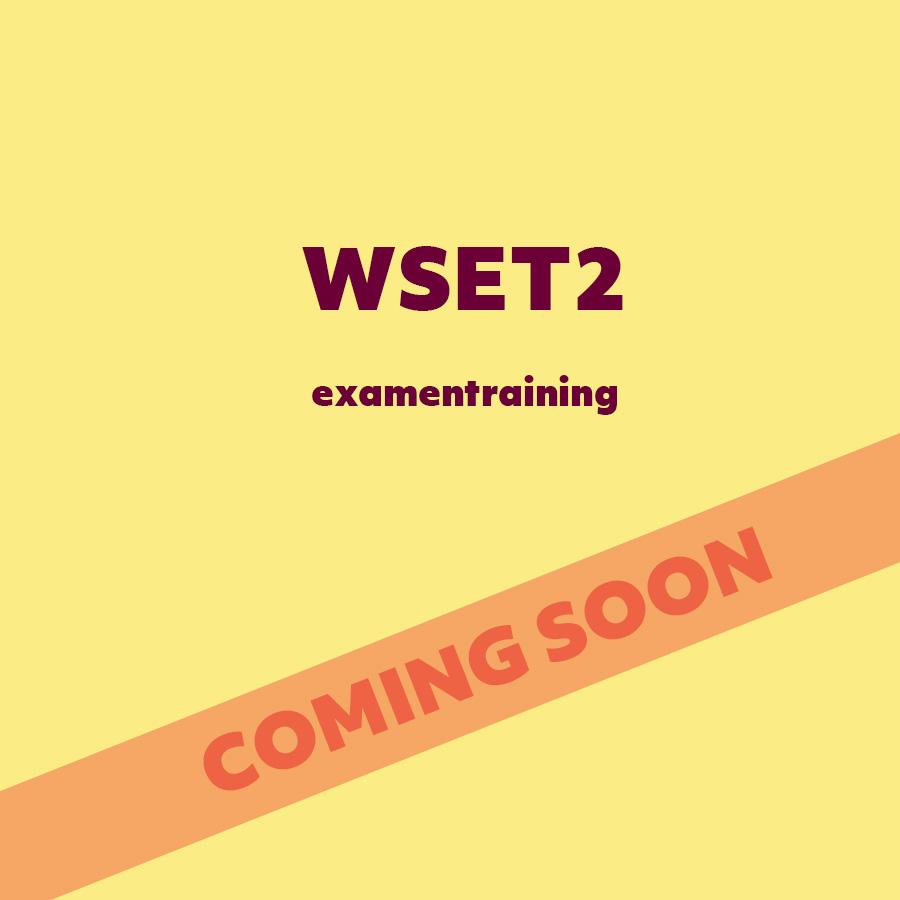 wset2 examentraining - test je kennis - oefenen
