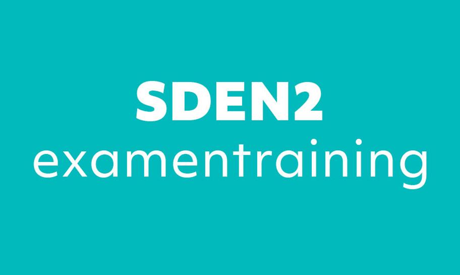 examentraining sden2