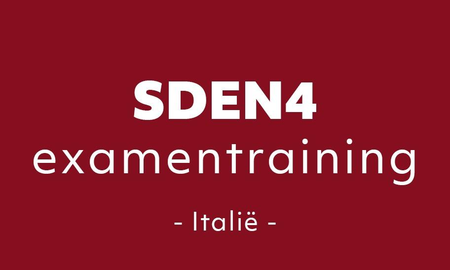 examentraining sden4